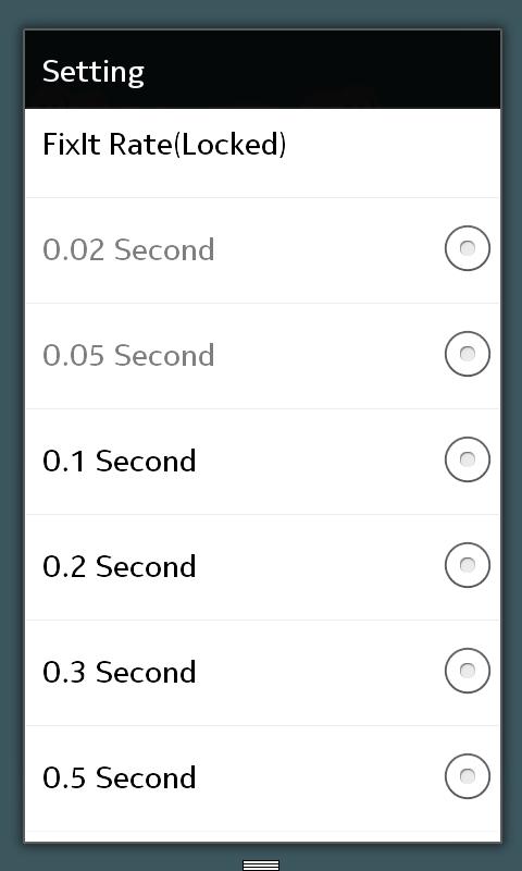 Setting app image