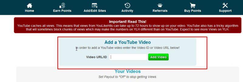 url video yang akan dipromosikan image