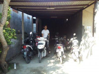 Lokasi Penjualan Motor