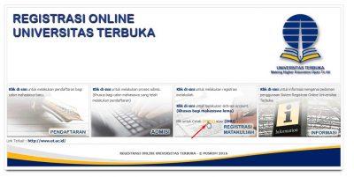 Link Menuju Print KTPU